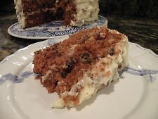 THE BEST Special Occasion Dessert! Carrot Cake Secret Vintage Recipe!No Box Mix