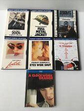 Lot Stanley Kubrick Dvd 2001 eyes wide shut lolita dr. strangelove clockwork .