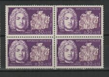 France 1968 François Couperin Y&TN°1550 bloc 4 timbres neufs MNH /TR7907