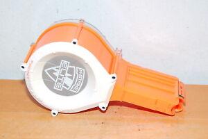 Nerf N-Strike Elite 25 Count Dart Clip Drum White Orange