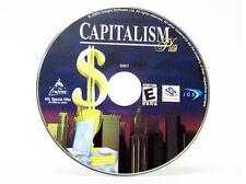 Capitalism Plus: Money Power Wealth - Windows 7 / Vista / XP / 95/98 Computer PC