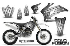 YAMAHA WR250F WR450F 2007-2011 GRAPHICS KIT CREATORX DECALS CFW
