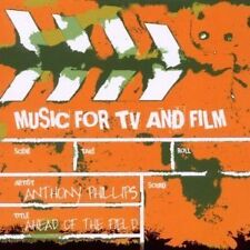 ANTHONY PHILLIPS (ex GENESIS): Music for TV and film VOICEPRINT  Neu