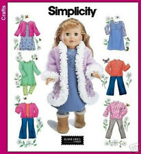 Sewing Pattern! Make Doll Clothes! Fits American Girl Molly~Kit~Julie~Lanie!