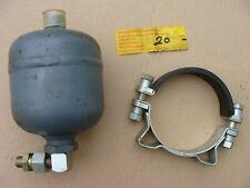 New Nos Hydac 00730 Sbt37 700234 Hydraulic Bladder Accumulator With Bracket