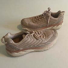 Hoka One One X OV Clifton 4 Womens 10.5 Outdoor Voices Pink Athletic Shoes