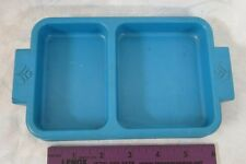 Fisher Price Fun with Food McDonalds Tray 2 compartments Serving Fry Container