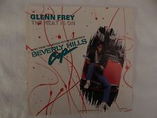 "GLENN FREY ""The Heat Is On"" PICTURE SLEEVE! BRAND NEW!!"