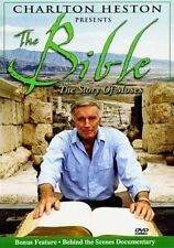 DVD - Documentary - Charlton Heston Presents the Bible - The Story of Moses