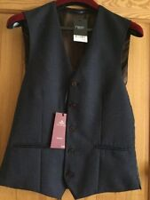 Wool Formal NEXT Waistcoats for Men