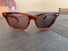 RAY-BAN Wayfarer II Sunglasses Tortoise Frames