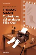 Confesiones del estafador Félix Krull. NUEVO. Envío URGENTE. NOVELA (IMOSVER)