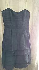 BCBG Max Azria tube top black dress - size XS - NWOT