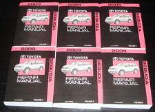 sequoia 2001 to 2007 factory workshop service repair manual