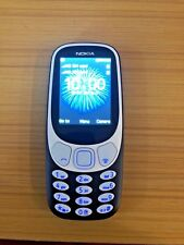 Nokia 3310 - Dual Sim - Unlocked Any Network - Cheap Mobile phone - UK Seller