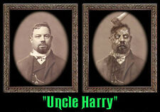 UNCLE HARRY 5x7 Haunted Memories Changing Portrait