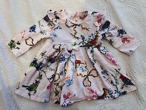 ted baker baby girl dress 3-6 months