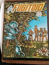 FUGITOID #1 1st Printing  1985 FN