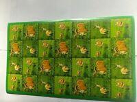 Postage stamps of Turkmenistan. Animals.