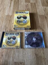 Heroes Of Might And Magic IV In Box PC CD Rom ST1