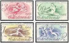 Timbres Sports Tchécoslovaquie 1457/60 ** lot 24344