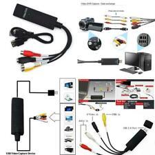 The VHS To Digital Converter USB 2.0 Video Converter Audio Capture Card VHS Box