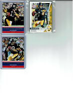 2019 Absolute Football Pittsburgh Steelers Team Set (7) Base Cards + Plus More +