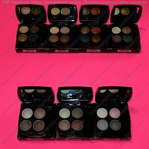 AVON True Color Eyeshadow Quad - choose from 5 Discontinued shades - NEW IN BOX