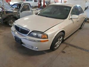 Speedometer Cluster MPH 6 Cylinder Fits 00-02 LINCOLN LS 781172