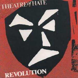 Theatre Of Hate Revolution CD Line Records 1988