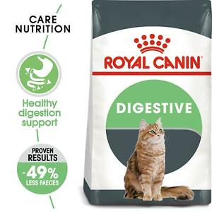 Royal Canin Digestive Care Dry Adult Cat Food - Supports Digestive Health - 400g