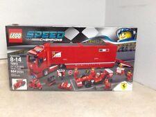 Lego Speed Champions 75913 F14 T & Scuderia Ferrari Truck With 6 Minifigs
