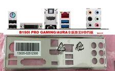 Original Asus I/O Io Shield for B150I Pro Gaming/Aura #G5457 Xh