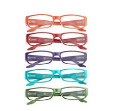 JOY Mangano 10-piece SHADES Readers Traditional Design Frames Classic +3.5 NEW