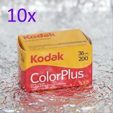 *BEST PRICE* 10x Kodak ColorPlus Color Plus 35mm film (1/2021)  *AU FREE POST*