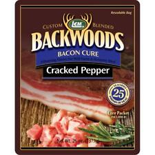 Brand New Backwoods Cracked Pepper Bacon Cure