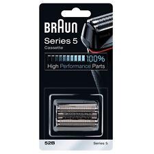Braun Kombipack Cassette 52B Series 5 schwarz NEU OVP