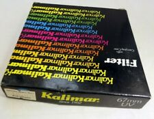 KALIMAR 67mm UV Lens Filter - old stock - never been used boxed