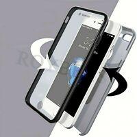 Pour Samsung - Coque Intégrale 360° Entière Devant/Derrière Transparente Tactile