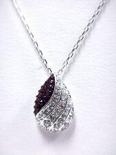 Retired Fortunately Crystal Necklace Siam Red Swarovski Jewelry 5237980