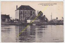 CPA 41400 ST GEORGES SUR CHER Le Moulin du Port Edit VERNIERES ca1935