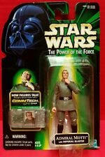 Star Wars Power Of The Force Admiral Motti W/ Imperial Blaster CommTech Hasbro