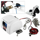 Boat Electric Anchor Winch 45 Lbs With Remote Wireless Control Marine Saltwater