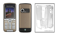 Transparent Crystal Cover (Hard Cover Protection) ~ Sony Ericsson K320i/K320