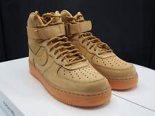 "Nike Air Force 1 High '07 LV8 WB ""FLAX"" 882096-200 Men's 6.5 US / Women's 8 US"