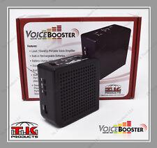 VoiceBooster Loud Portable Voice Amplifier 16 watt (Aker) MR2200 Black With MP3
