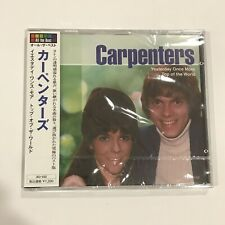 The Carpenters ALL THE BEST Cd Made in Korea For The Japan Market New Sealed