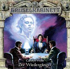 Gruselkabinett 130 Der Wiedergänger (ET 24.11.2017, Hörspiel)
