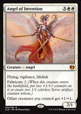 Angel of Invention MTG Kaladesh Light Play, English X1