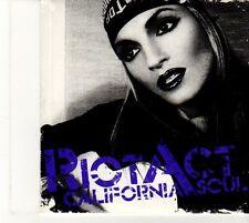 (EU164) Riot Act, California Soul - DJ CD